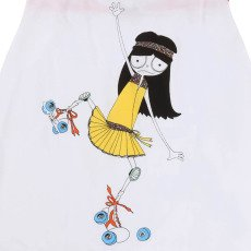 Little Marc Jacobs Robe de Plage Miss Marc Rollers-listing