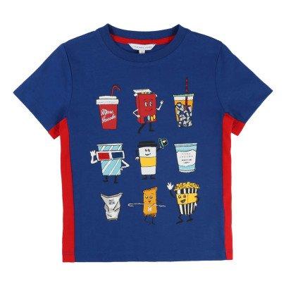 Little Marc Jacobs Cinema Drink T-Shirt-listing