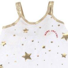 Little Marc Jacobs Star Iridescent 2 Piece Swimsuit-listing