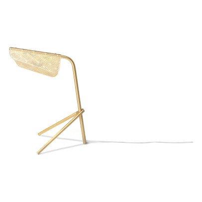 Petite friture Mediterranea Brushed Brass Table Lamp-listing