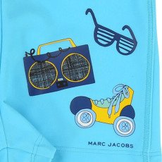 Little Marc Jacobs Two-Tone Swimshorts-listing