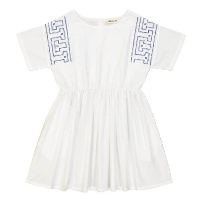 Hello Simone Thao Embroidered Detail Dress-product