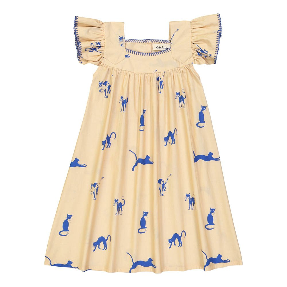 Hello Simone Katell Cat Dress-product