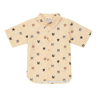 Hello Simone Arlo Cat Head Shirt-product
