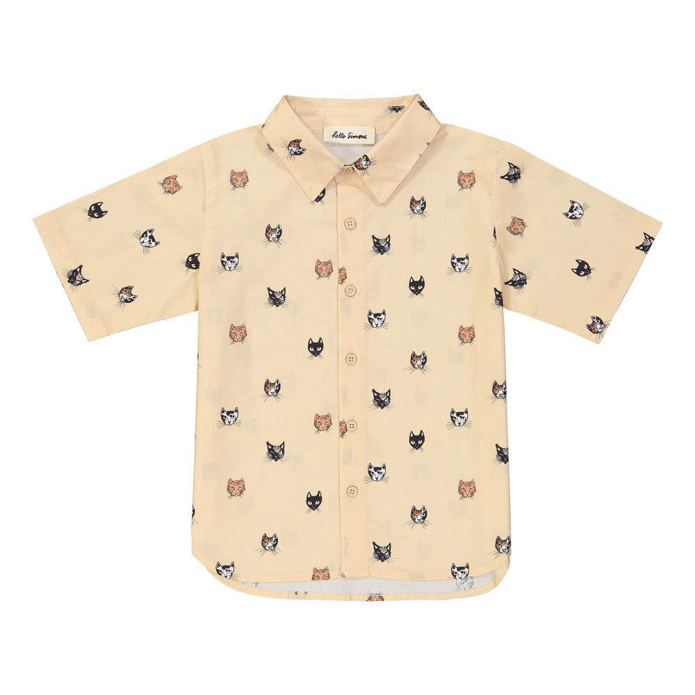Arlo Cat Head Shirt-product