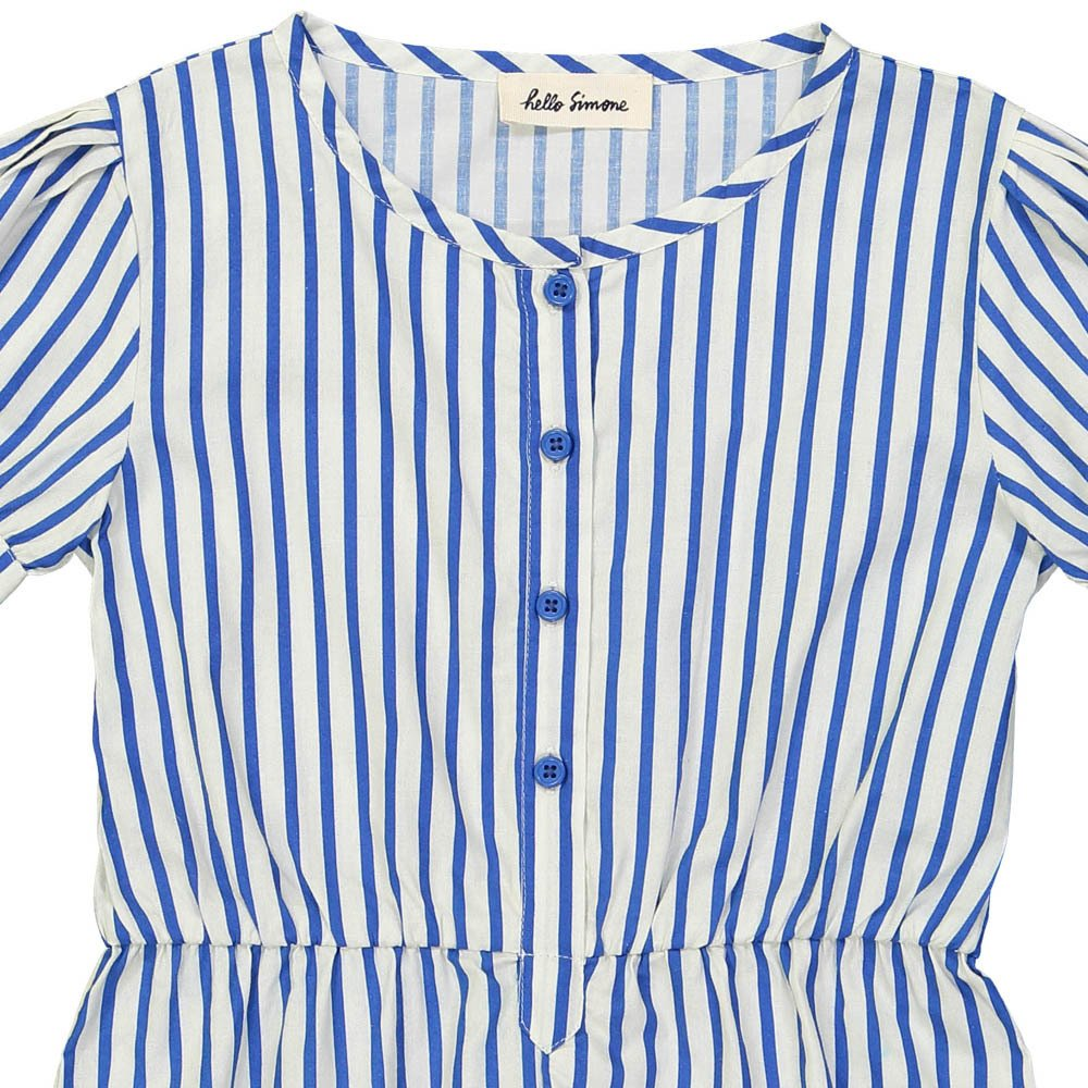 Coco Striped Playsuit-product