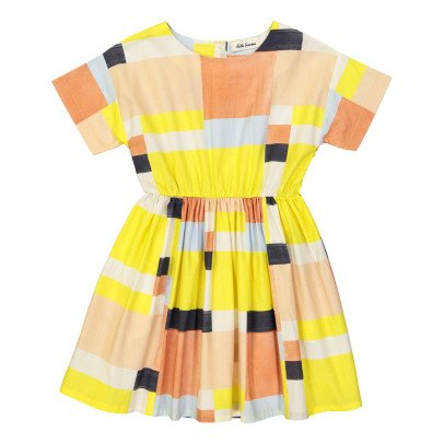 Hello Simone Thao Geometric Print Dress-listing