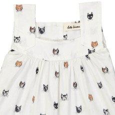 Hello Simone Top Cabezas de Gatos Irni-listing