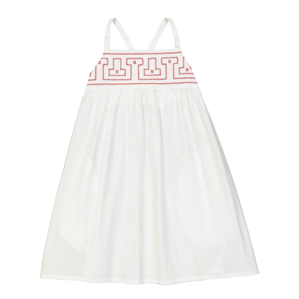 Isis Embroidered Sunbath Dress-product