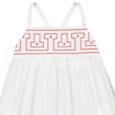 Hello Simone Isis Embroidered Sunbath Dress-listing