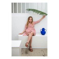 Hello Simone Nephtys Striped Shirt Dress-listing