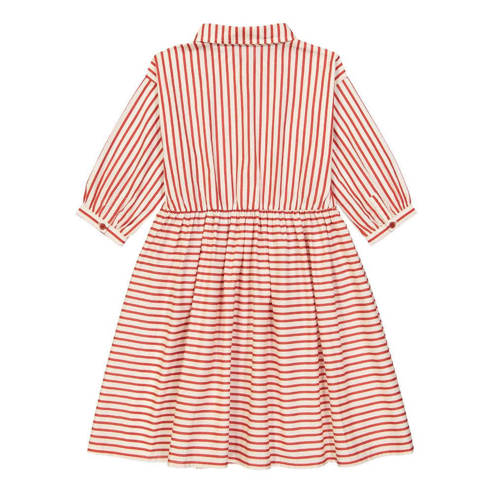 Hello Simone Nephtys Striped Shirt Dress-product