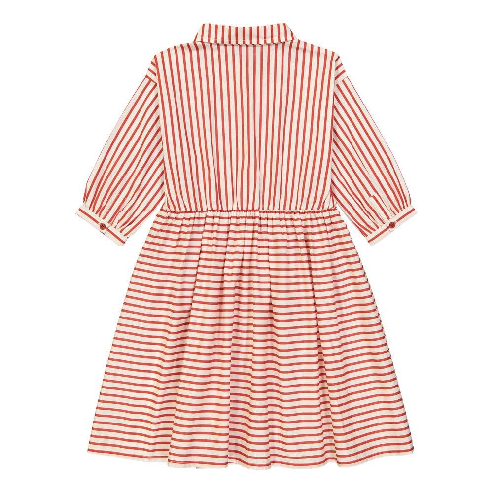 Nephtys Striped Shirt Dress-product