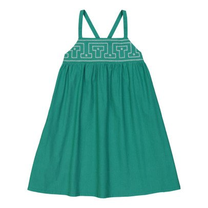 Hello Simone Isis Embroidered Sunbath Dress-product
