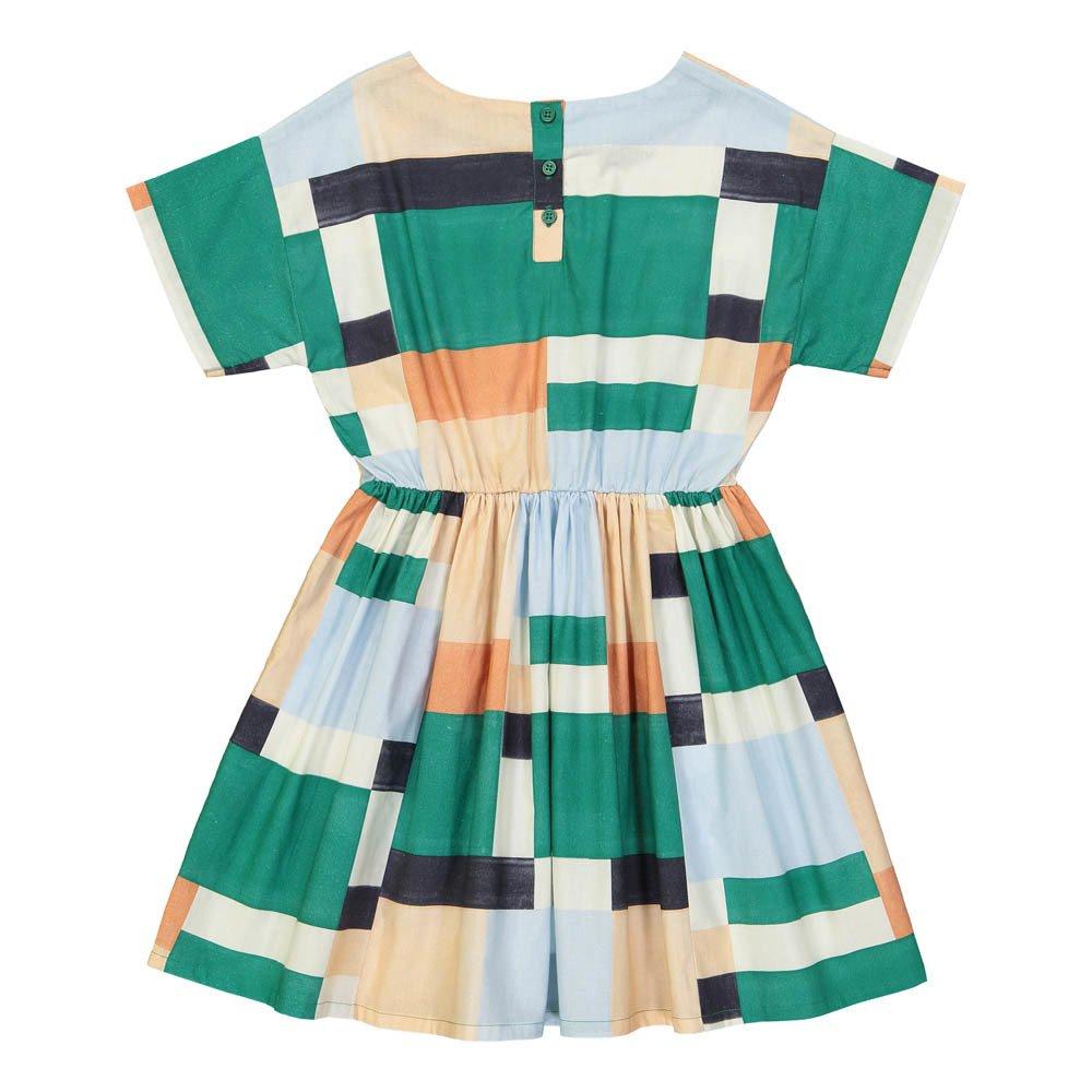 Hello Simone Thao Geometric Print Dress-product