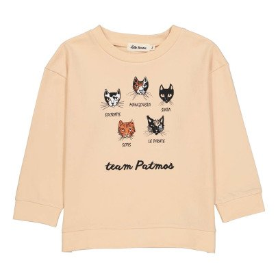 Hello Simone Patmos Cat Sweatshirt-product