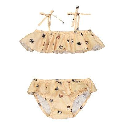 Hello Simone Bikini Cabezas de Gatos Mimi-listing