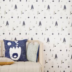 Ferm Living Papel pintado Bosque-product