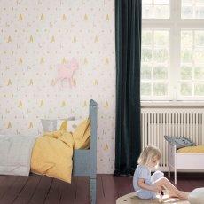 Ferm Living Papier-peint Forêt-listing