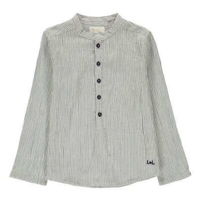 Louis Louise Grandad Striped Kurta-product