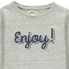 "Hartford Sweetshirt ""Enjoy!"" Tixit-listing"