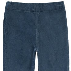 Zef Jeggings in velluto con zip alle caviglie-listing