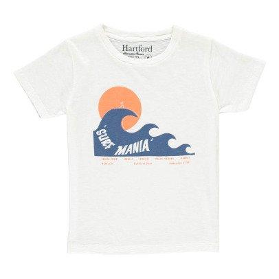 Hartford Mania Surf Wave T-Shirt-listing