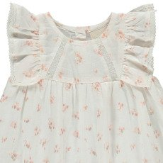 Louis Louise Pompadour Flower Dress -product
