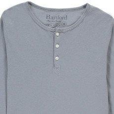 Hartford Tunisien Coton Léger Henley-listing