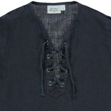 Hartford Howard Laced Linen Blouse-product