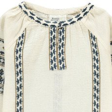Hartford Homey Embroidered Blouse -product