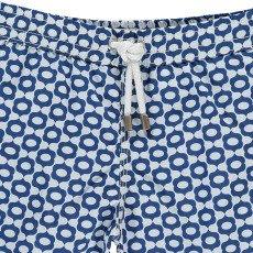 Hartford Zweifarbige Badehose Retro Achille -listing
