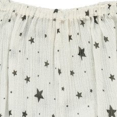 Louis Louise Bloomer Crêpe de Algodón Estrellas London-listing