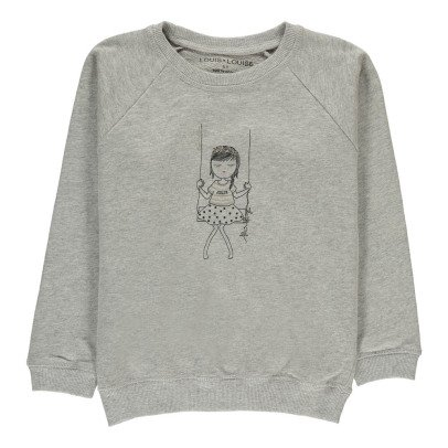 Louis Louise Sweatshirt Louisette James -listing