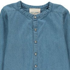 Louis Louise Grandad Chambray Top-listing
