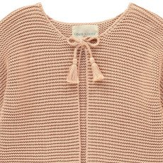 Louis Louise Edith Moss Stitch Cardigan-product