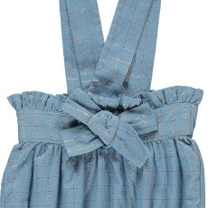 Louis Louise Bella Checked Bloomers with Straps-listing