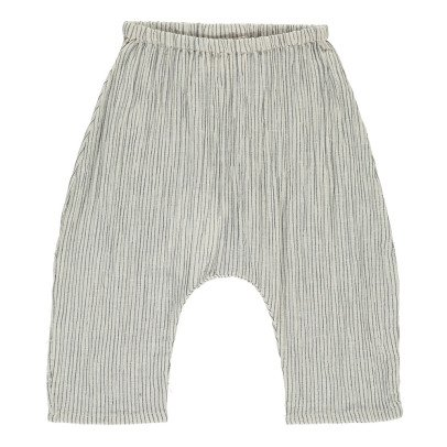 Louis Louise Jungle Striped Harem Trousers-product