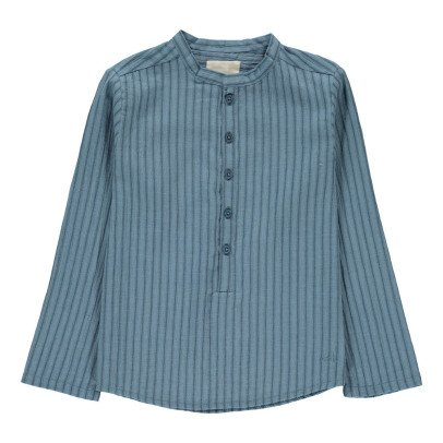 Louis Louise Grandad Striped Top-listing