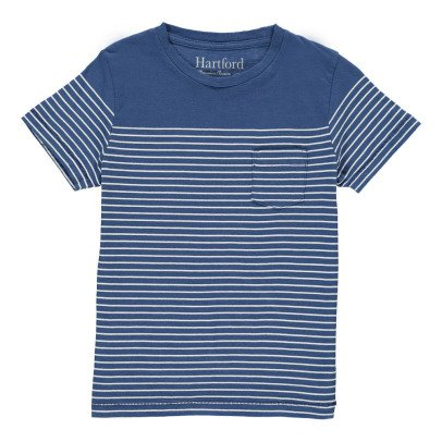 Hartford T-shirt a righe-listing