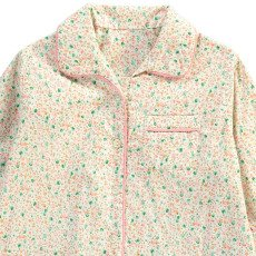 Caramel Baby & Child Floral Buttoned Pyjamas Pale pink-listing