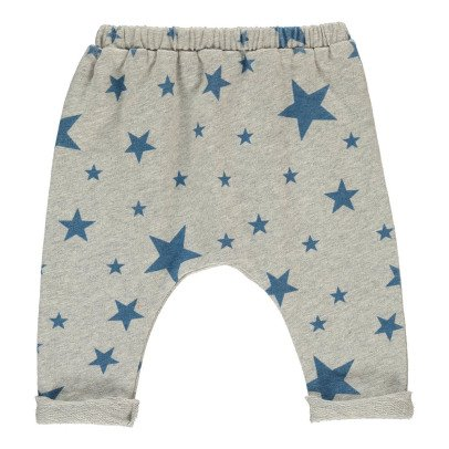 Louis Louise Savane Star Fleece Harem Trousers-listing