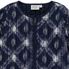 Hartford Vito Ikat Quilted Jacket-product