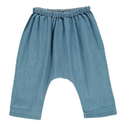 Louis Louise Sarouel Chambray Jungle-listing