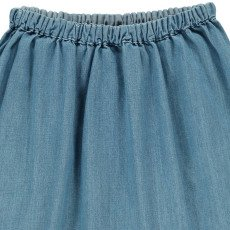 Louis Louise Sirwal Chambray Dschungel -listing