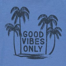 "Hartford ""Good Vibes Only"" Palm Tree T-Shirt-listing"
