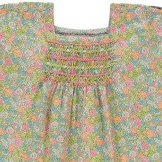 Caramel Babykleid Liberty Luffa -listing