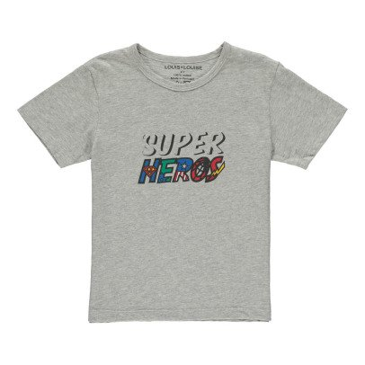 Louis Louise T-shirt Supereroe-listing