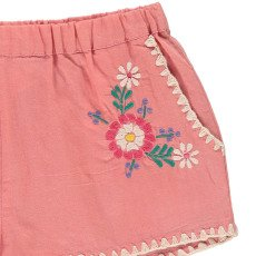 Louis Louise Ines Embroidered Shorts-product