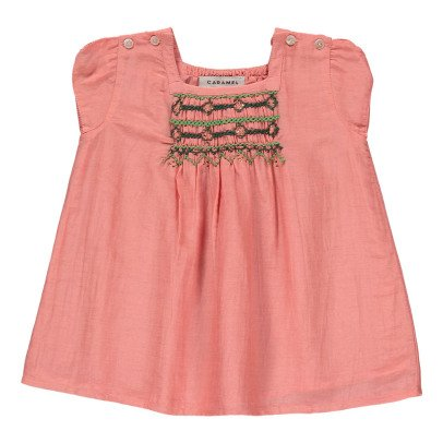 Caramel Baby Luffa Dress-product